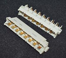1 x (1 PEZZO) DIN 41612 Connettori 15P 2.8 mm MASCHIO Sldr Tipo H15 1c (l4166)