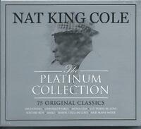 Nat King Cole - The Platinum Collection / Best Of / Greatest Hits 3CD NEW/SEALED