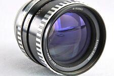 9180 Carl Zeiss Jena Sonnar ZEBRA 2.8/180 Pentacon Six obiettivo Lens DDR