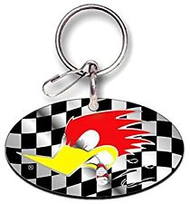 Mr. Horsepower Key Chain - Enamel