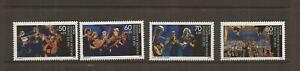 WEST BERLIN 1988 YOUTH WELFARE MNH  SET OF STAMPS
