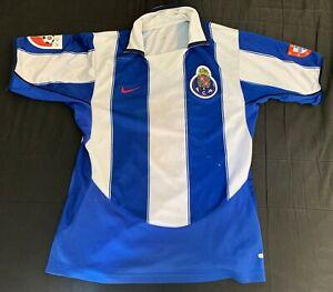 Maillot FC Porto jersey Nike camiseta vintage taille S