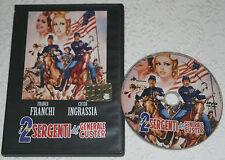 I 2 sergenti del generale Custer - Franco Franchi; Ciccio Ingrassia (DVD 1966).