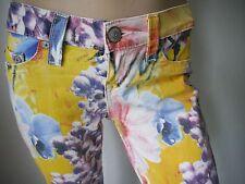 TRUE RELIGION - Jeans 26 NEU CASEY skinny Palermo Print faded