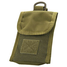 Flyye Army iPhone Pouch Mobile Phone Cover Hiking Bushcraft Travel Cordura Khaki