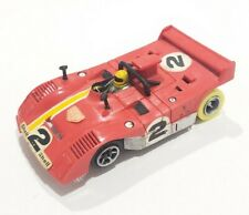 #070 Rare Aurora AFX G+ Super magnatraction chassis Clean Car AFX JL AW
