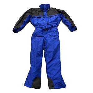 Columbia Snow Suit Blue Mens L