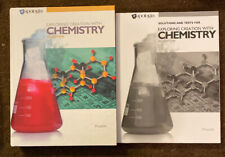 Apologia Chemistry (3rd Ed) Textbook And Solutions /Tests Book