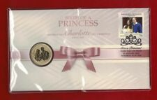 2015 Australia PNC Birth of Princess Charlotte $1 Coin - Clearance Price