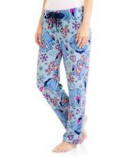 Eeyore Pajamas 3X 22W/24W Pants Bottoms Soft Disney Snowflakes Christmas Womens
