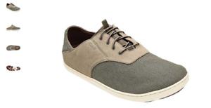 Olukai Nohea Moku Silt/Clay Sneaker Loafer Men's US sizes 7-14 NEW!!!
