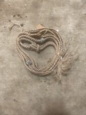Calf/steer riding rope