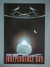 R&L Modern Postcard: Independence Day, Movie Promo, London Postcard Company