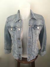 H&M Women's Size 6 Denim Jacket