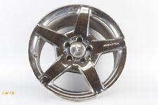 "Mercedes W209 CLK350 SLK350 SLK55 AMG 8.5 X R17 17"" Rear Wheel Rim Chrome OEM #2"