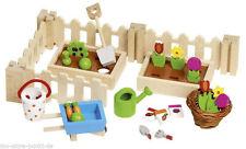 Goki Garten für Puppenstuben & -häuser