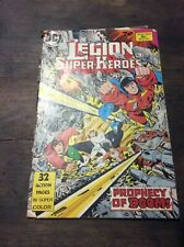 Legion Of Superheroes Issue 9 Rare Comic