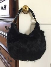 Real Fur Bag