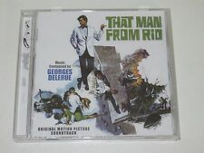 That Man from Rio/Bande Originale/GEORGES DELERUE (KR 20012-3) CD album NEUF
