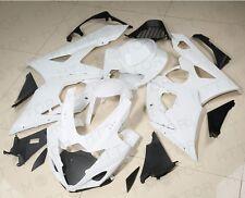 Unpainted ABS Plastic Injection Fairings Bodywork for 2005-2006 Suzuki GSXR1000
