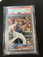 2018 Topps Update JUAN SOTO Rookie #US300 RC Mint PSA 9 Nationals