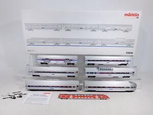 CU452-5# Märklin H0/AC 43600 US-Streamliner-Set, 1 Mangel, Amtrak NEM KKK, OVP