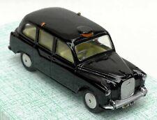 Corgi Toys Austin FX4 London Taxi 418 Disk Hubs 1960 1st Version 1:43 Scale