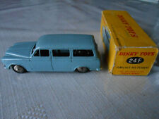 DINKY TOYS ancienne Familiale 403 Peugeot  24F boite
