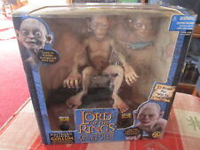 Lord of the Rings electronic talking Gollum MIP