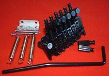 Guitar Parts FLOYD ROSE Locking Tremolo Bridge - Push In Bar - BLACK