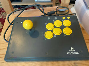 Namco Arcade Stick Playstation 1 and 2 controller