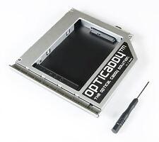 Opticaddy SATA-3 HDD/SSD Caddy+bezel for HP EliteBook 8460p 8460w