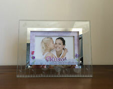Thank You Mum Glass 3D Photo Frame Great Mummy Gift for Mother's Day