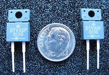 (4) 1500V 10A General Instrumetns rectifier damper diodes DTV32F