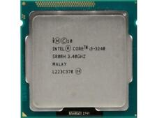 GENUINE Intel Core i3-3240 3.4GHz Socket H2 LGA1155 CPU Processor SR0RH