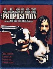 The Proposition(BRAND NEW BLU-RAY)Guy Pearce,John Hurt,Emily Watson,Danny Husto