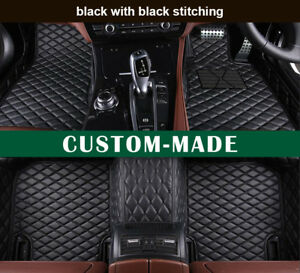 Car Floor Mats for Bentley Flying Spur 2014-2017 Custom-Fit All Weather Non-slip
