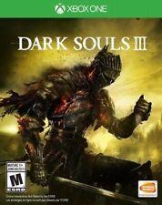 Xbox One Xb1 Game Dark Souls Iii 3 Brand New And Sealed