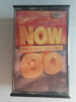 NOW THAT'S WHAT I CALL MUSIC VOLUME 30, Cassette Tape,