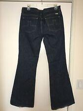 J. Lindeberg Stockholm Size 33 X 29 Jeans Bootcut Italy Women's Designer Blue