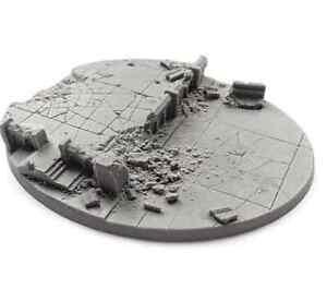 Multi listing Titan Wars bases 120mm, 105mm, 80mm etc Adeptus Titanicus