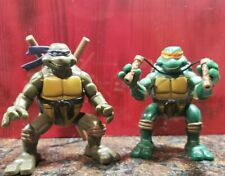 2004 Ninja Turtles Action Figures (2)