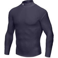 Abbiglimento sportivo da uomo Maglie blu sintetico