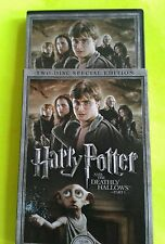 Harry Potter and the Deathly Hallows, Part 1 (DVD, Two-Disc Special Edition)
