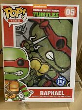 Funko Pop! Raphael #05 T-Shirt NIB Size X-Large brand new