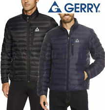 NWT! Gerry Men's Sweater Down Jacket | S28