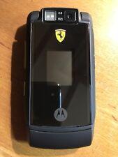 Motorola MotoRazr V6 Maxx Ferrari Challenge Phone 355 360 430 458 550 575 612