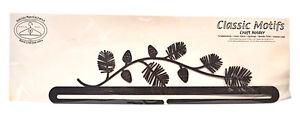Classico Motivi Pino Aghi 45.7cm Split Fondo Craft Supporto