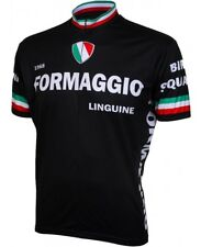 World Men's 1968 Formaggio Team Cycling Jersey  Large