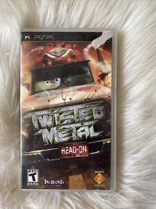 ‼️Twisted Metal: Head-On Sony PSP 2005 Complete CIB‼️